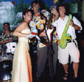 Fun Key West Band plays Beach Weddings and also Formal Weddings!